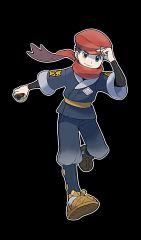 Male Protagonist (Pokémon Legends Arceus)