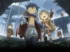 Made In Abyss: Binary Star Falling Into Darkness