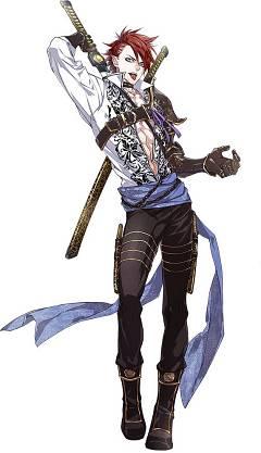 Shibata Katsuie (Sengoku Night Blood)