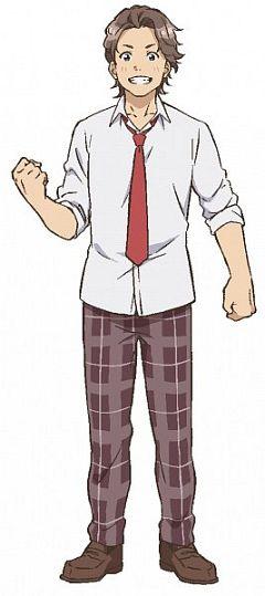 Takei (Jaku Chara Tomozaki-kun)