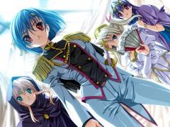 """Koisuru Otome to Shugo no Tate - The Code Name is """"Shield 9"""""""