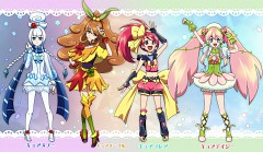 Pretty Cure Season Touch