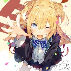 Mizuha (Lack Girl)