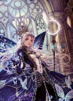 Night's Queen (Miracle Nikki)