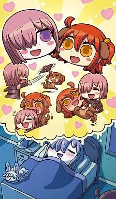 Manga de Wakaru! FGO