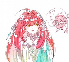 Mipha (Breath of the Wild)