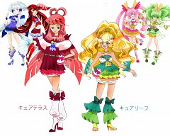 Clear Heart Pretty Cure!