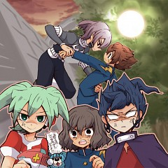 Inazuma Eleven GO Chrono Stone