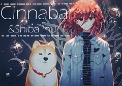 Cinnabar (Houseki no Kuni)