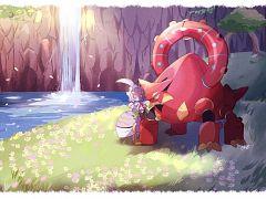Pokémon the Movie: Volcanion and the Mechanical Marvel