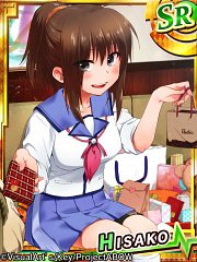 Hisako (Angel Beats!)