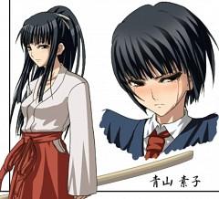 Aoyama Motoko