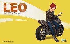 Leo (Bubble Fighter)