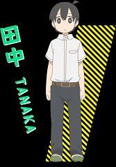 Tanaka (Ueno-san wa Bukiyou)