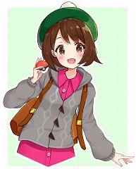 Female Protagonist (Pokémon Sword & Shield)