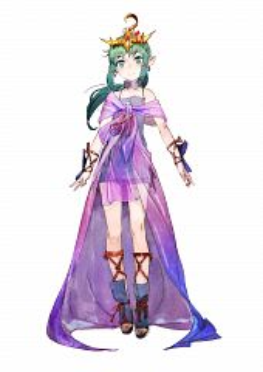 Chiki (Genei Ibun Roku #FE)
