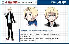 Kohinata Hozumi