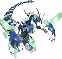 Clear Wing Synchro Dragon