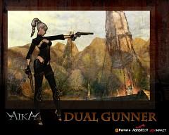 Dual Gunner (Aika Online)
