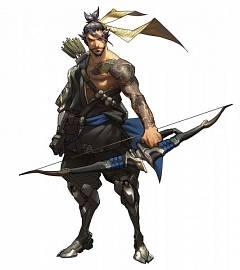 Hanzo (Overwatch)