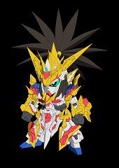 Liu Bei Unicorn Gundam
