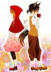 The Wolf that Fell in Love with Red Riding Hood