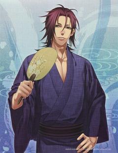 Harada Sanosuke (Hakuouki)