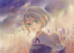 Jeanne d'Arc (Axis Powers: Hetalia)
