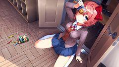 Sayori (Doki Doki Literature Club!)