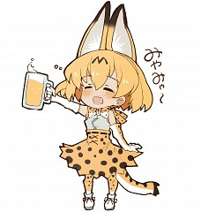 Serval (Kemono Friends)