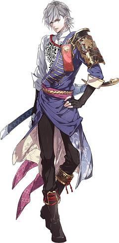 Niwa Nagahide (Sengoku Night Blood)