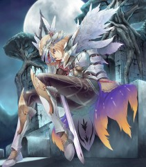 Valkyrie (Lord of Vermilion)