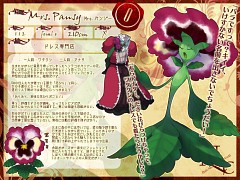 Mrs. Pansy