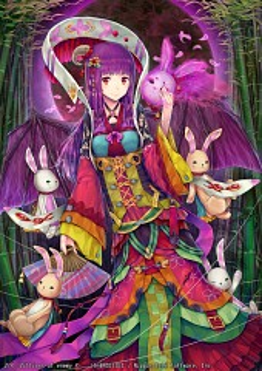 Demon Princess Of The Moonlight Queen Kaguya