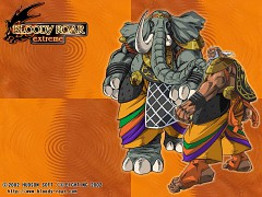 Ganesha The Elephant