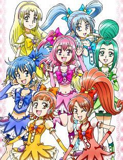 Pretty Cure Singers