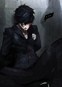 Amamiya Ren (Persona 5)