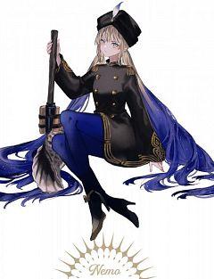 Captain (Fate/Grand Order)