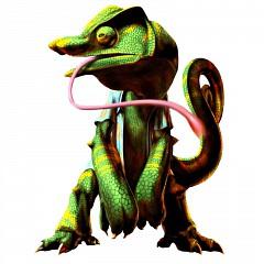 Busuzima The Chameleon