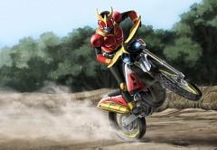 Kamen Rider Kuuga (Character)