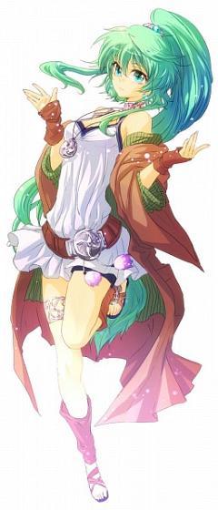 Winda Priestess of Gusto