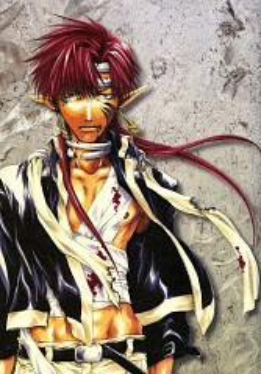 Kougaji (Saiyuki)