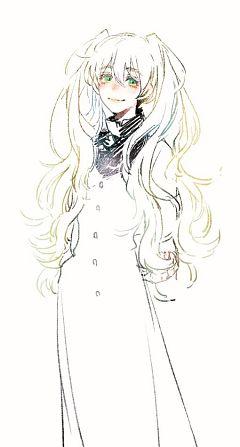 White (Kekkai Sensen)