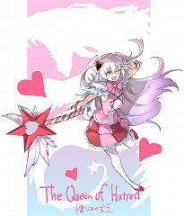 The Queen Of Hatred