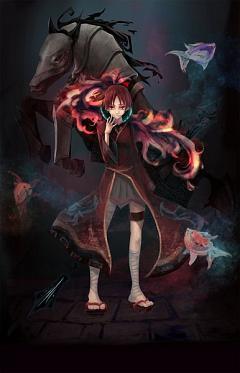 Ophelia (Mahou Shoujo Madoka Magica)