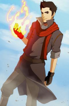 Mako (Avatar: Legend Of Korra)