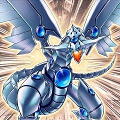 Blue-Eyes Shining Dragon
