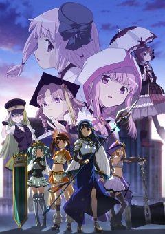 Magia Record 2nd Season -Kakusei Zenya-