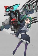Kuroi Ginko (Planet With)