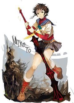 Minagi Mikoto